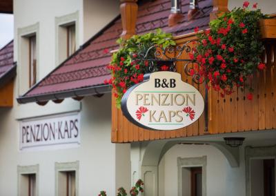 PENZION KAPS
